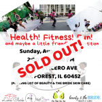 Jump For Fitness - sold out event